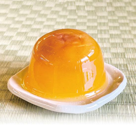 まるごと完熟梅ゼリー(紀州南高梅入り)単品