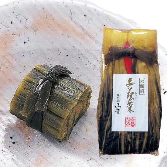 山豊 安藝菜(あきな)本醸漬 280g