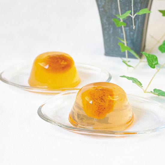 【SALE】完熟梅酒ゼリー(南高梅入り) 単品
