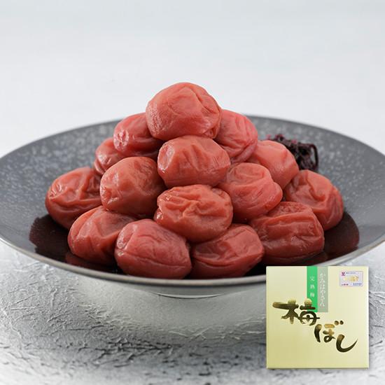 しそ漬小梅干 1kg(小梅/約120粒) <塩分12%>