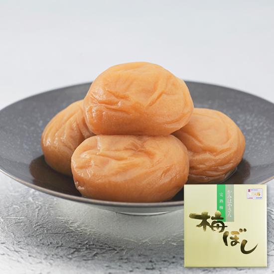 幻の梅 2kg(粒4L/約70粒) <はちみつ梅干/塩分5%>