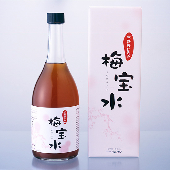 梅宝水(濃縮タイプ) 720ml