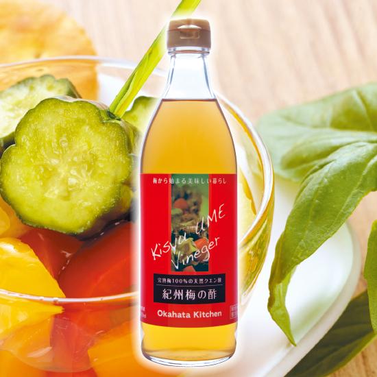 紀州梅の酢(500ml×1本)