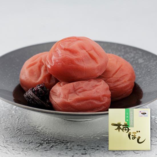 庭園梅しそ漬 1kg(粒2L/約60粒) <塩分12%>