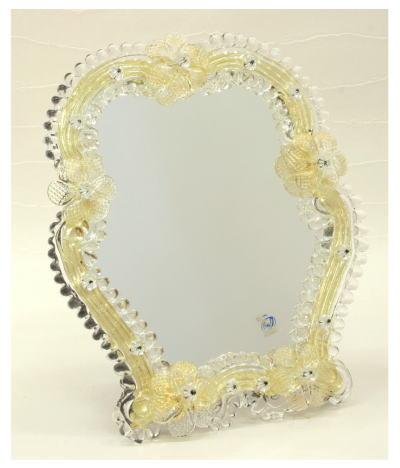鏡 ベネチアングラスミラー On195-82GG