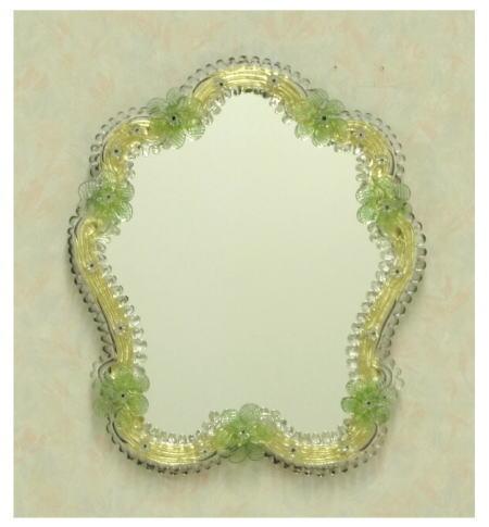 鏡 ベネチアングラスミラー On196-82GGr