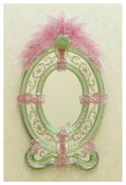 鏡 ベネチアングラスミラー On501-90