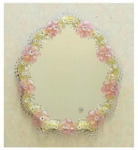 鏡 ベネチアングラスミラー onmerlo9gp