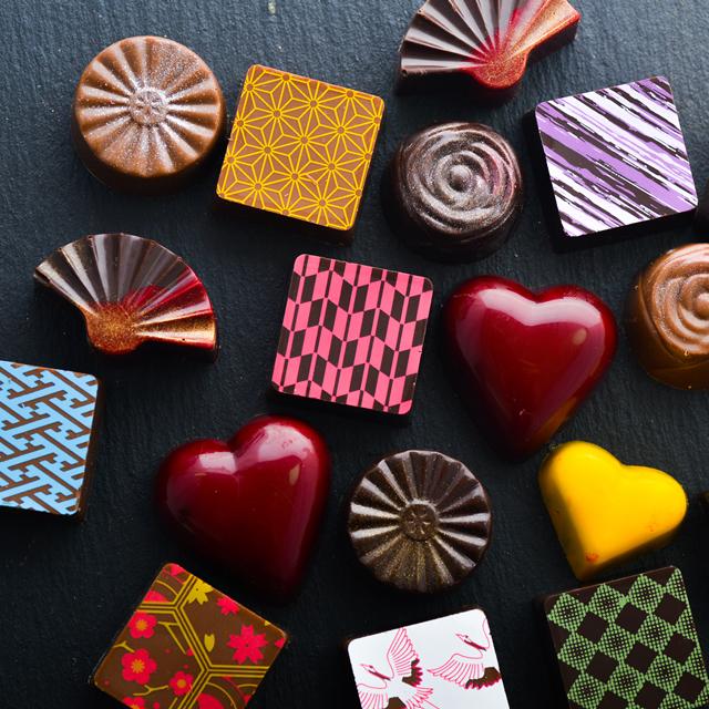 チョコレート定期便(3ヶ月コース)(送料込)
