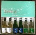 涼味実感 大吟生貯蔵酒+辛口生貯蔵酒+秘蔵古酒16年者 300ml 6本セット(箱付)