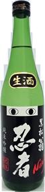 黒松翁 純米吟醸忍者720ml
