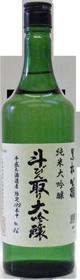 黒松翁 純米大吟斗瓶取り720ml