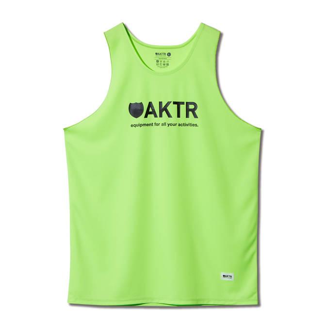219-008001 /【2019春夏新作】 / BASIC LOGO TANK / タンクトップ / AKTR / アクター / メンズ / バスケットボール