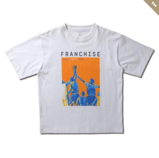 221-086005 / AKTR / アクター / Tシャツ / FRANCHISE ISSUE TEE