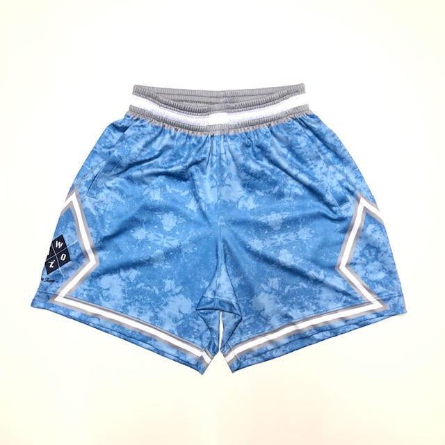 FHSUP917 / FLYING HIGH / PANTS / フライングハイ / ON THE COURT×STEP BY STEP / 当店限定コラボ商品 / STEP BY STEP オリジナル / 昇華パンツ / ポケット付