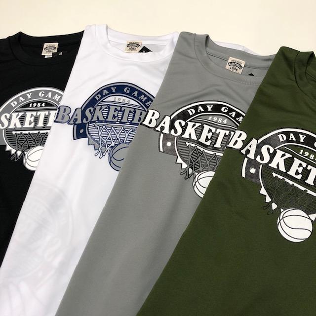 DBT901 / 【2019春夏新作】 / DAY GAME BASKETBALL / STEP BY STEP オリジナル / Tシャツ / プラクティスシャツ