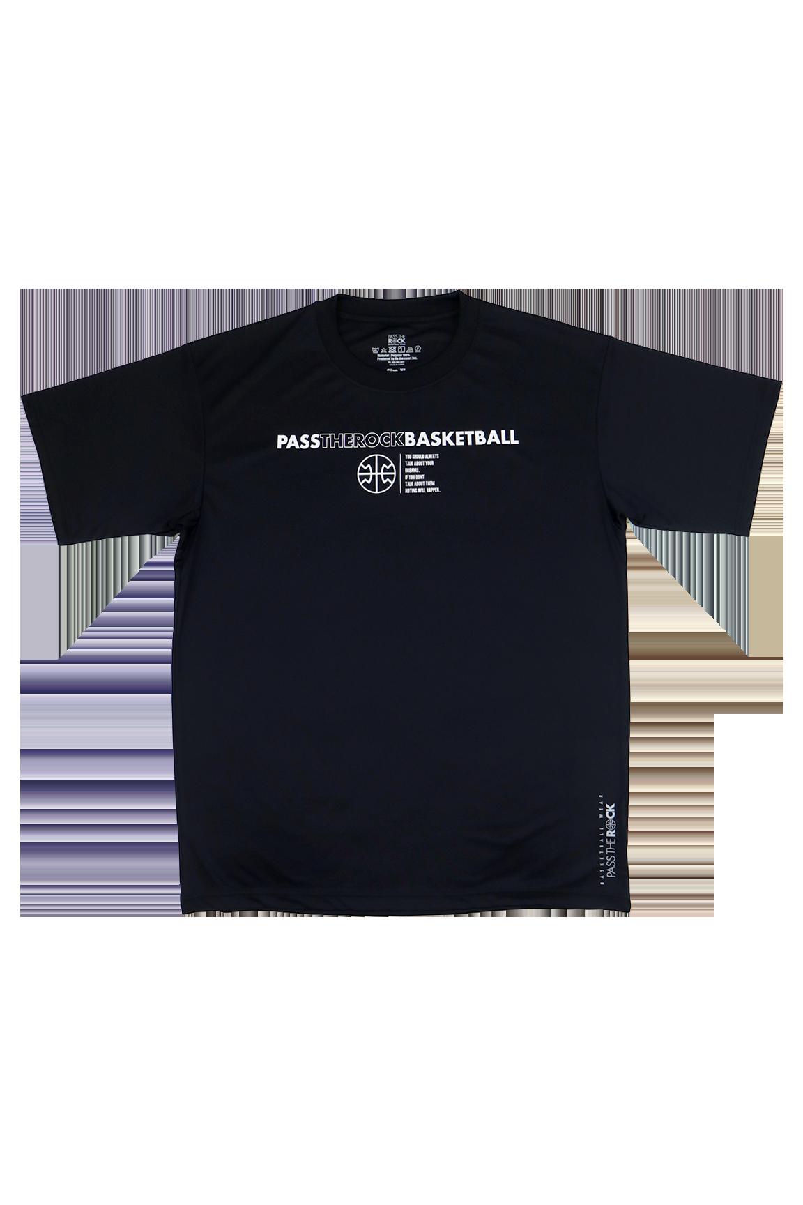 PTR-1254 /【2019春夏新作】 PASS THE ROCK / BASIC T-SHIRT / Tシャツ / プラクティスシャツ / パスザロック