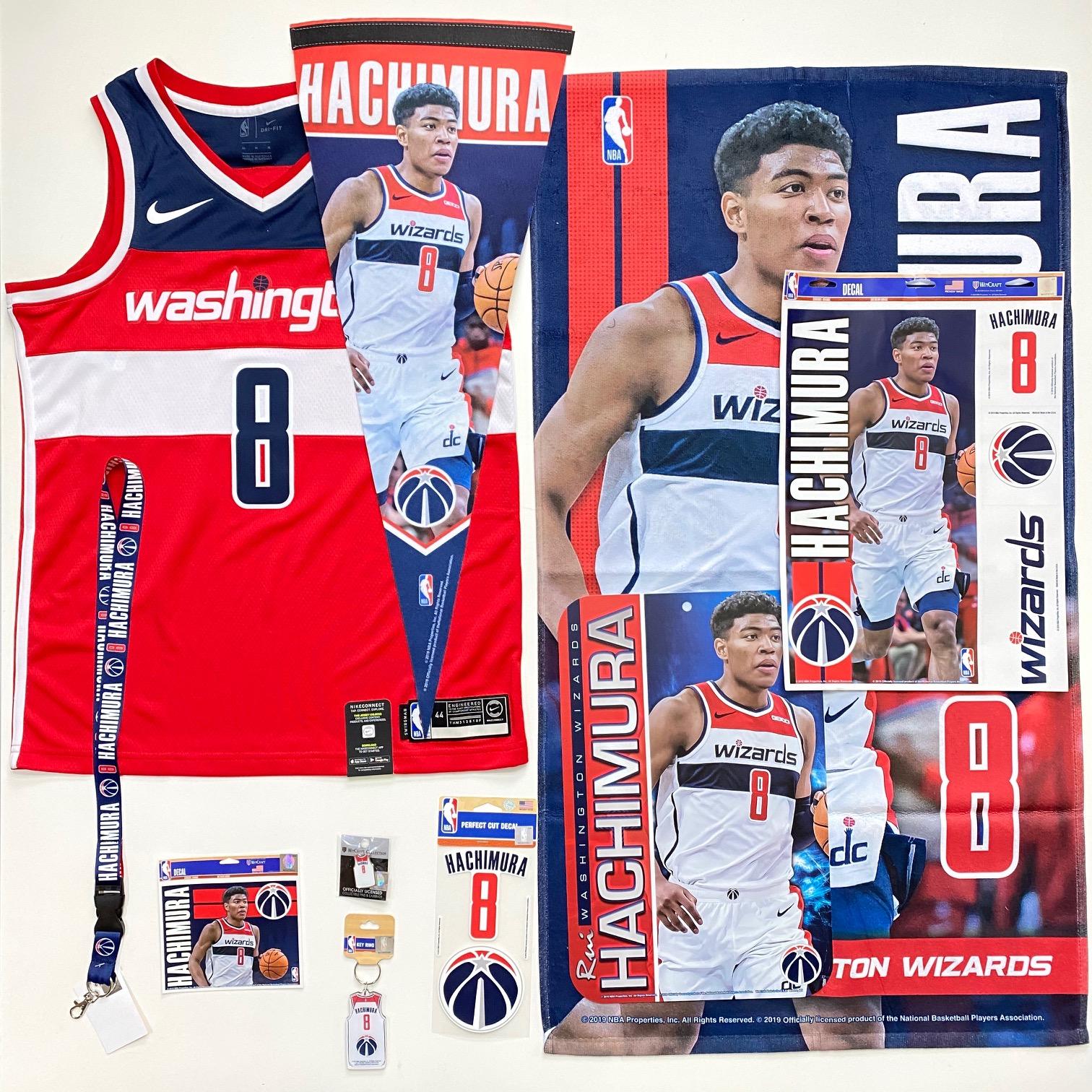 HACHIMURAPACK / NBA / 八村塁 / パック