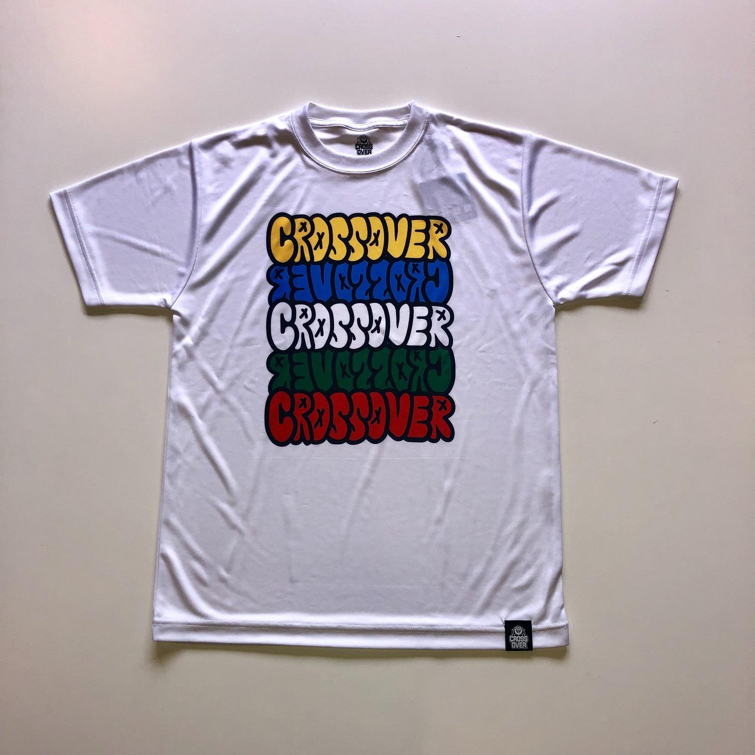 COT904 / CROSS OVER  / Tシャツ
