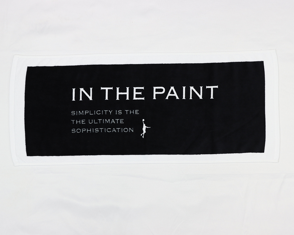 ITP21334 / 【2021春新作】 IN THE PAINT / TOWEL / タオル / インザペイント