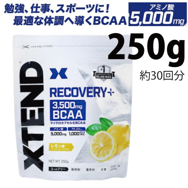 XT-RECOVERY-250G / XTEND RECOVERY+ 250G