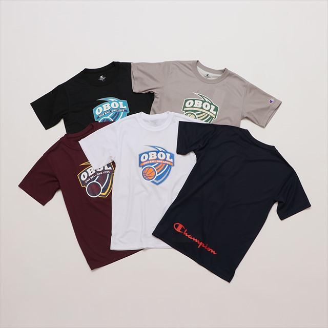 CKTB312 / Champion / Tシャツ / 【2021春夏新作】 / チャンピオン / キッズ プラクティスTシャツ