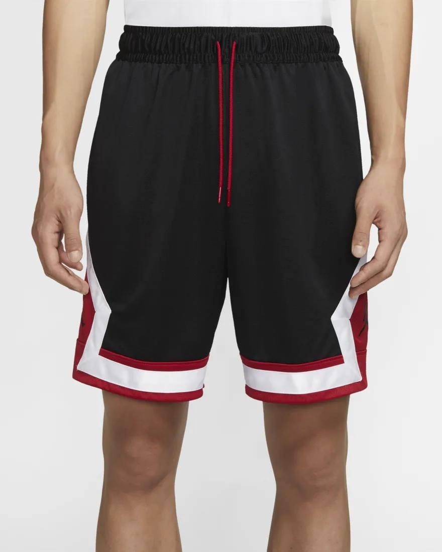 CV6023-010 / JORDAN / メンズ / ジャンプマン / ダイアモンド / バスケットボールショートパンツ