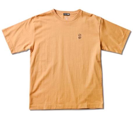 121-072005-BG / AKTR / アクター / コットンTシャツ / SILAS COTTON TEE BEIGE