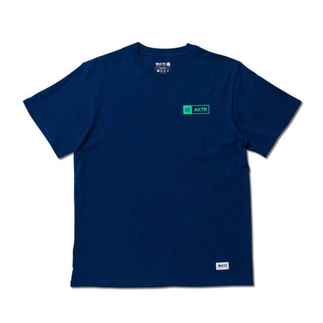 119-105005 / Andrew Kirin BODY TEE / NAVY / Tシャツ / AKTR / アクター / メンズ / バスケットボール