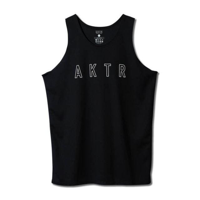 120-004001 / AKTR / タンクトップ / アクター / メンズ / バスケットボール /