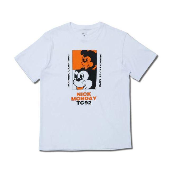 120-005005 / AKTR / Tシャツ / アクター / メンズ / バスケットボール /
