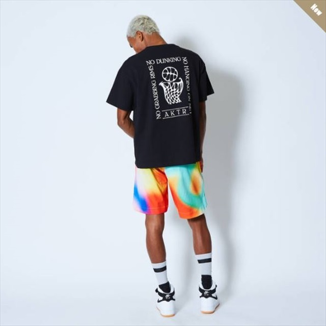 121-006005-BK / AKTR / アクター / Tシャツ / NO DUNKING TEE BLACK