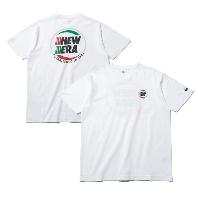 12542612 / NEW ERA / ニューエラ / 半袖 / コットン Tシャツ / エスタブリッシュド in 1920 / レギュラーフィット/0109SALE