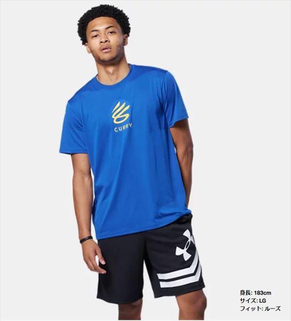 1364176 / UNDER ARMOUR / 【2021春夏新作】 / Tシャツ / UAテック SC30 Tシャツ(バスケットボール/MEN)