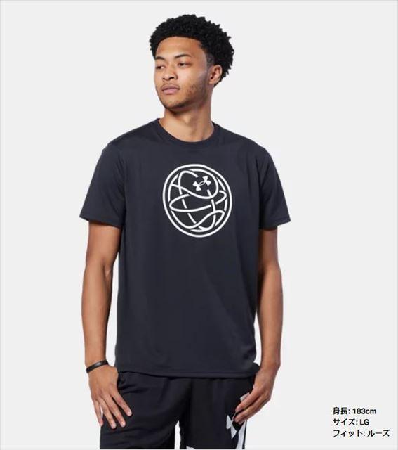 1364717 / UNDER ARMOUR / 【2021春夏新作】 / Tシャツ / UAテック バスケットボール アイコン Tシャツ(バスケットボール/MEN)