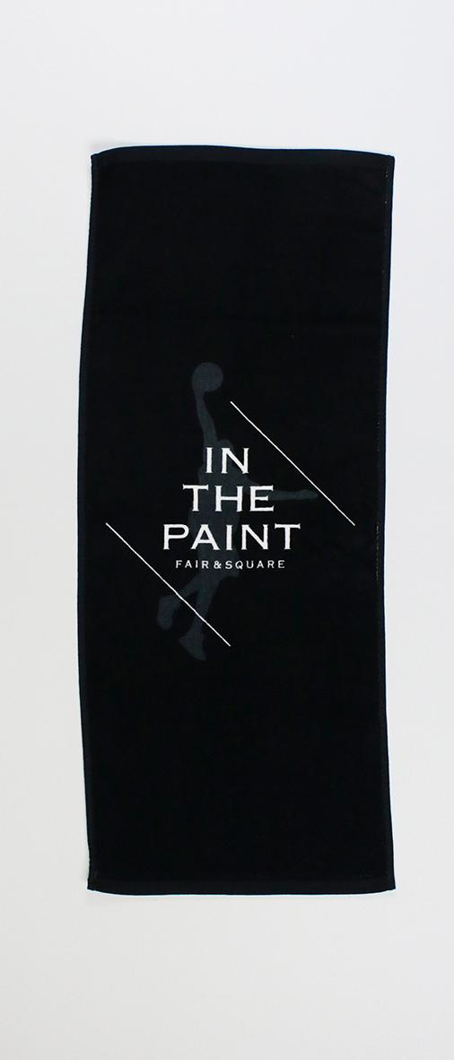 ITP19357 / 【2019秋冬新作】 IN THE PAINT / TOWEL / タオル /インザペイント