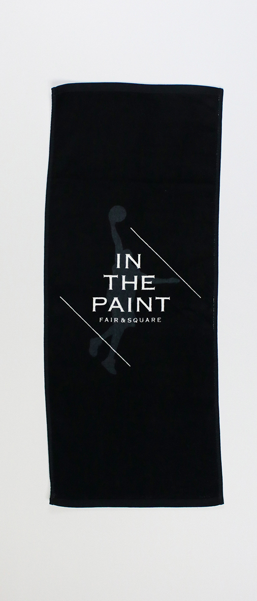 ITP19357 / 【2019秋冬新作】 IN THE PAINT / TOWEL / タオル /インザペイント
