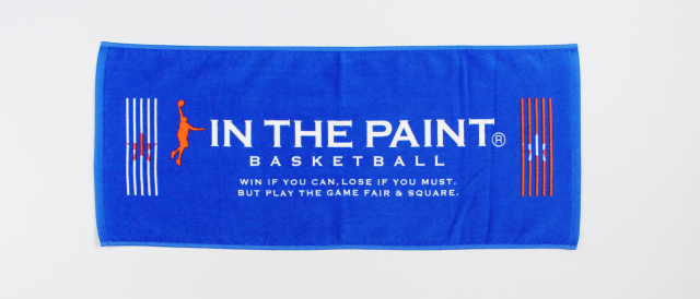 ITP19358 / 【2019秋冬新作】 IN THE PAINT / TOWEL / タオル /インザペイント