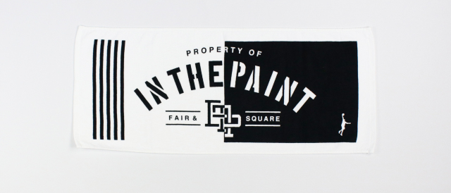 ITP19360 / 【2019秋冬新作】 IN THE PAINT / TOWEL / タオル /インザペイント