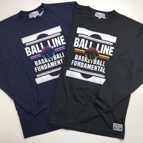 BT-6272 / 【2020秋冬新作】 BALL LINE / LONG SLEEVE SHIRT/ ロングスリーブシャツ / ボールライン