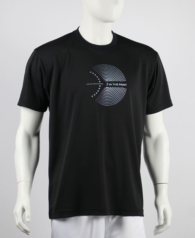 ITP20314-BLK / 【2020春夏新作】 IN THE PAINT / T-SHIRTS / Tシャツ / プラクティスシャツ / インザペイント