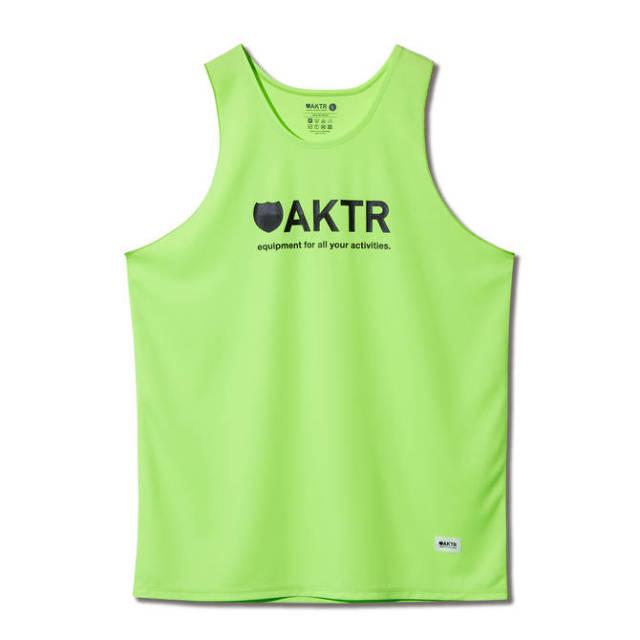 219-008001 / BASIC LOGO TANK / タンクトップ / AKTR / アクター / メンズ / バスケットボール