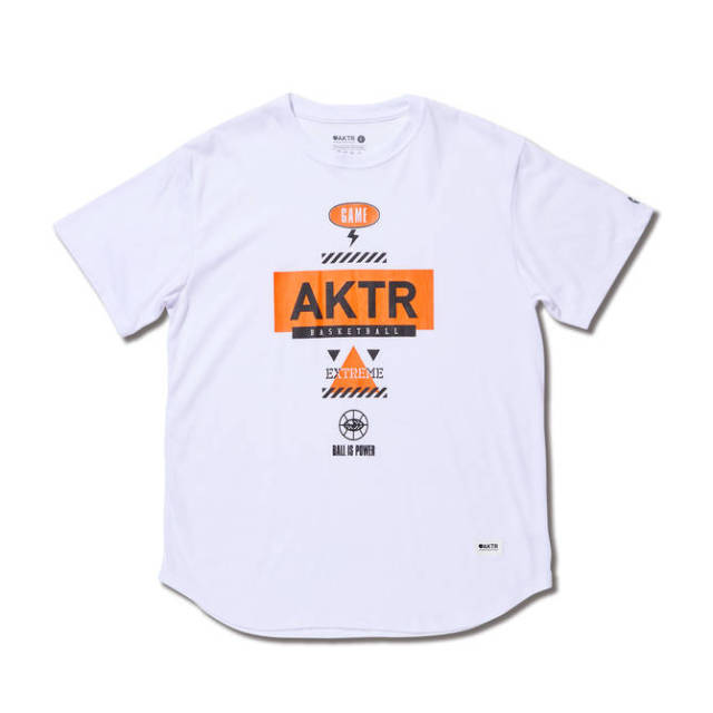 219-012005  / EXTREME ICON TEE / Tシャツ / AKTR / アクター / メンズ / バスケットボール