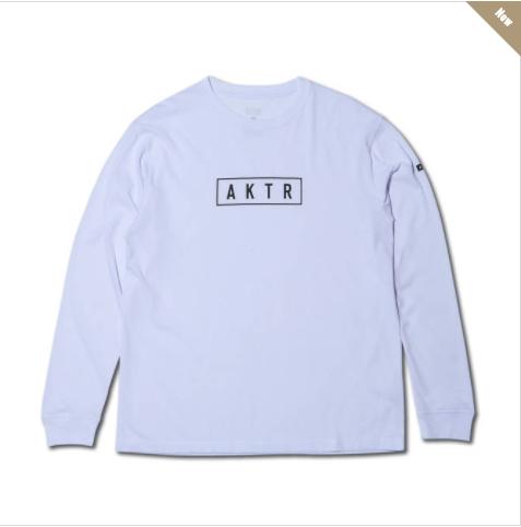 220-004005 / AKTR / LOGO / アクター / TEE / ロンT / メンズ / バスケットボール