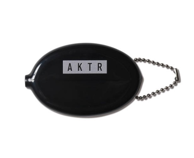 221-047021-BK / AAC RUBBER COIN CASE / アクター / コインケース
