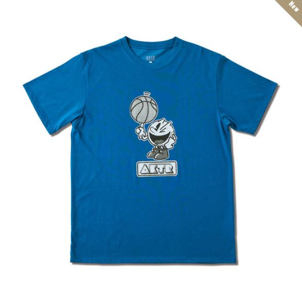 221-089005 / AKTR / アクター / Tシャツ / PAC MAN B.BALL PAC-MAN TEE