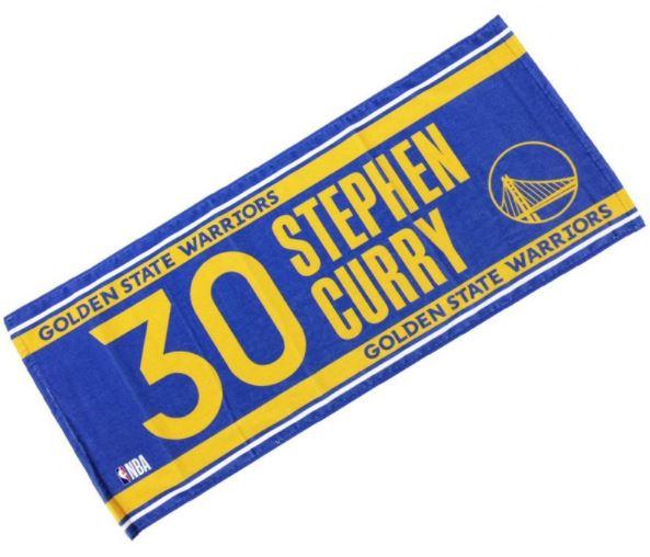 NBA34458 / NBA / ゴールデンステート・ウォリアーズ / #30 CURRY / フェイスタオル / バスケットボール / タオル