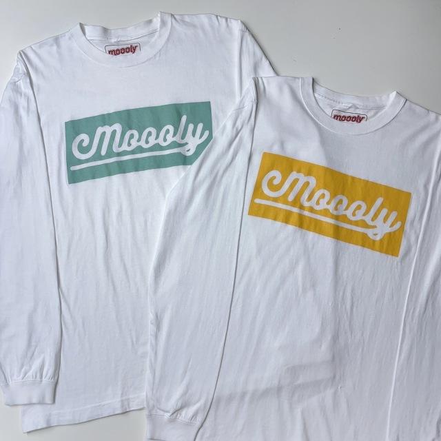 MLYLS-2118 / Moooly / モーリー / 山内 盛久 / ロングTシャツ