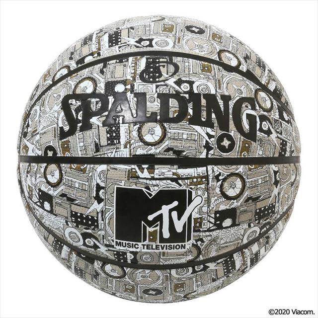 SPALDING / MTV ミックステープ ラバー 5号球 84-200J