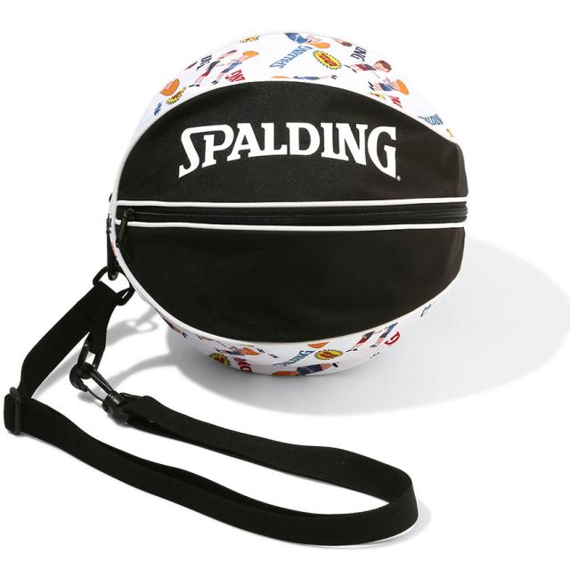 49-001BE/ SPALDING  /ボールバッグ ビーバスアンドバッドヘッド/バッグ  / バスケットボール / スポルディング